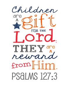 Psalm 127_3